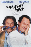 """Father's Day"" 27x40 Double Sided Original Movie Poster at PristineAuction.com"