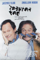 """""""Father's Day"""" 27x40 Double Sided Original Movie Poster at PristineAuction.com"""