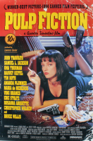 """Pulp Fiction"" 27x40 Original Movie Poster at PristineAuction.com"