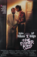 """The Fisher King"" 27x40 Movie Poster at PristineAuction.com"