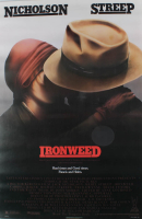 """Ironweed"" 27x40 Movie Poster at PristineAuction.com"
