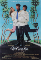 """The Couch Trip"" 27x40 Original Movie Poster at PristineAuction.com"