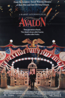 """Avalon"" 27x40 Original Movie Poster at PristineAuction.com"