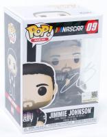 Jimmie Johnson Signed NASCAR #09 Funko Pop! Vinyl Figure (Beckett COA) at PristineAuction.com
