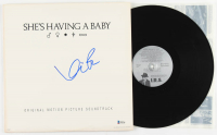 """Kevin Bacon Signed """"She's Having A Baby"""" Vinyl Record Album (Beckett COA) at PristineAuction.com"""