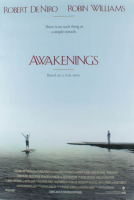 """Awakenings"" 27x40 Double Sided Original Movie Poster at PristineAuction.com"