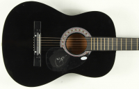"Cher Signed 38"" Acoustic Guitar (AutographCOA COA) at PristineAuction.com"