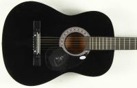 "Cher Signed 38"" Acoustic Guitar (AutographCOA COA) at PristineAuction.com"