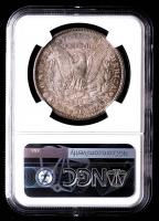 1900 Morgan Silver Dollar (NGC MS64) (Toned) at PristineAuction.com