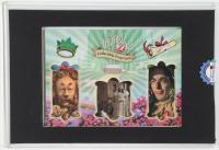 """The Wizard of Oz"" 5x7 Collectible Prop Card with (3) Authentic Prop Pieces (Odyssey COA) at PristineAuction.com"
