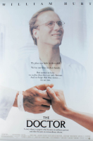 """The Doctor"" 27x40 Double Sided Original Movie Poster at PristineAuction.com"