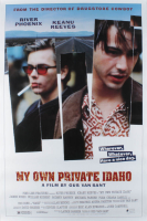 """My Own Private Idaho"" 27x40 Original Movie Poster at PristineAuction.com"