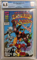 "1992 ""Marvel Super Heroes"" Vol. #2 Issue #8 Marvel Comic Book (CGC 6.5) at PristineAuction.com"