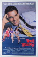 """Worth Winning"" 27x40 Double Sided Original Movie Poster at PristineAuction.com"