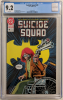 "1991 ""Suicide Squad"" Issue #49 DC Comic Book (CGC 9.2) at PristineAuction.com"