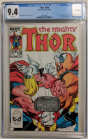 "1983 ""Thor"" Issue #338 Marvel Comic Book (CGC 9.4) at PristineAuction.com"
