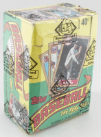 1987 Topps Baseball Wax Box with (36) Packs at PristineAuction.com