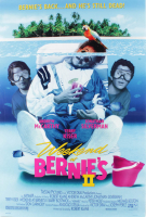 """Weekend at Bernie's II"" 27x40 Original Movie Poster at PristineAuction.com"