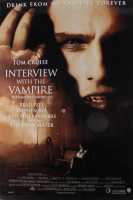 """Interview with the Vampire"" 27x40 Double Sided Original Movie Poster at PristineAuction.com"
