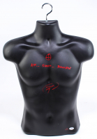 "Robert O'Neill Signed LE Mannequin Torso Inscribed ""Aim...Shoot..Bullseye"" (PSA Hologram) at PristineAuction.com"