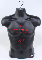 "Robert O'Neill Signed LE Mannequin Torso Inscribed ""You're Never Out of the Fight!"" (PSA Hologram) at PristineAuction.com"
