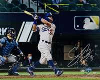 Cody Bellinger Signed Dodgers 16x20 Photo (Fanatics Hologram) at PristineAuction.com