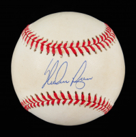 Nolan Ryan Signed ONL Baseball (AIV COA) at PristineAuction.com