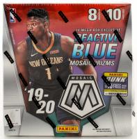 2019-20 Panini Mosaic Basketball Mega Box of (80) Cards at PristineAuction.com
