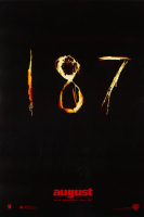 """One Eight Seven"" 27x40 Movie Poster at PristineAuction.com"