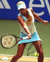 Anna Kournikova Signed 8x10 Photo (JSA COA) at PristineAuction.com