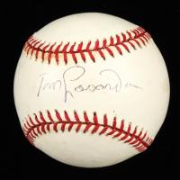 Tommy Lasorda Signed ONL Baseball (PSA COA) at PristineAuction.com