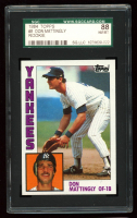 Don Mattingly 1984 Topps #8 RC (SGC 8) at PristineAuction.com