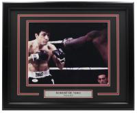 "Robert De Niro Signed ""Raging Bull"" 16x20 Custom Framed Photo Display (JSA LOA) at PristineAuction.com"