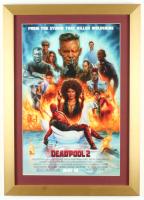 """Deadpool 2"" 15x21 Custom Framed Print Display at PristineAuction.com"