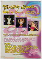 Britney Spears Signed Live in Concert Action Figure With Original Packaging (Beckett LOA) at PristineAuction.com