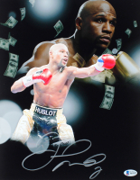 Floyd Mayweather Jr. Signed 11x14 Photo (Beckett COA) at PristineAuction.com