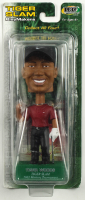 Tiger Woods Bobblehead With Upper Deck Card at PristineAuction.com