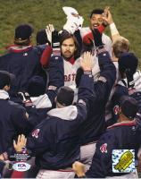 Johnny Damon Signed Red Sox 8x10 Photo (PSA COA) at PristineAuction.com
