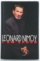 "Leonard Nimoy Signed ""I Am Spock"" Hardcover Book Inscribed ""L L & P!"" (Beckett COA) at PristineAuction.com"