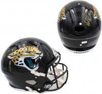 Mark Brunell Signed Jaguars Full-Size Authentic On-Field Speed Helmet (Radtke COA) at PristineAuction.com