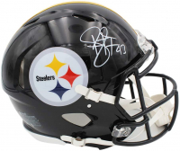 Troy Polamalu Signed Steelers Full-Size Authentic On-Field Speed Helmet (Radtke COA) at PristineAuction.com