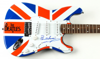 "Pete Best Signed 39"" Electric Guitar (JSA COA) at PristineAuction.com"