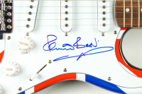 """Pete Best Signed 39"""" Electric Guitar (JSA COA) at PristineAuction.com"""