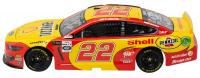 Joey Logano Signed 2019 NASCAR #22 Pennzoil - 1:24 Premium Action Diecast Car (PA COA & Beckett COA) at PristineAuction.com