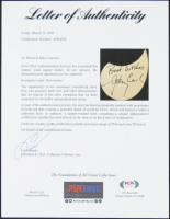 "Johnny Cash Signed 41"" Acoustic Guitar Inscribed ""Best Wishes"" (PSA LOA) at PristineAuction.com"