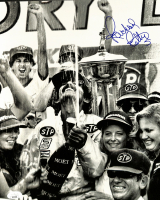 Richard Petty Signed NASCAR 11x14 Photo (JSA COA) at PristineAuction.com