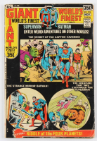 """1971 """"World's Finest"""" Issue #404 DC Comic Book at PristineAuction.com"""