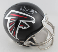 Todd Gurley Signed Falcons Full-Size Authentic On-Field Helmet (Beckett COA) at PristineAuction.com