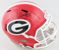 Todd Gurley II Signed Georgia Bulldogs Full-Size Speed Helmet (Beckett COA) at PristineAuction.com