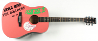 "Johnny Rotten Signed Sex Pistols 40"" Acoustic Guitar (PSA Hologram) at PristineAuction.com"